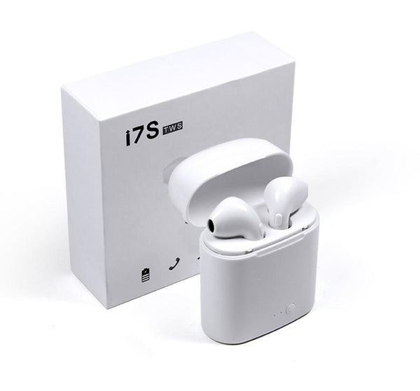 Wireless Earbuds (connects to all iphone & Androids phones)