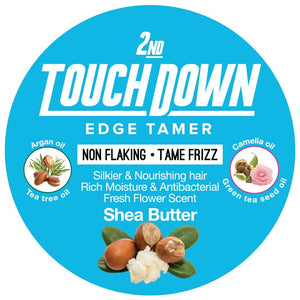 Touch Down Edge Control Shea Butter Non Flaking 2.82 oz