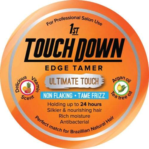 Touch Down Edge Control Ultimate Touch Non Flaking 2.82 oz