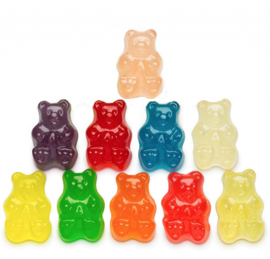 Sample Pack Of Gummies
