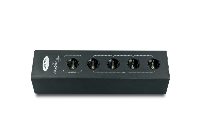 Fezz Audio Sculptor super power strip