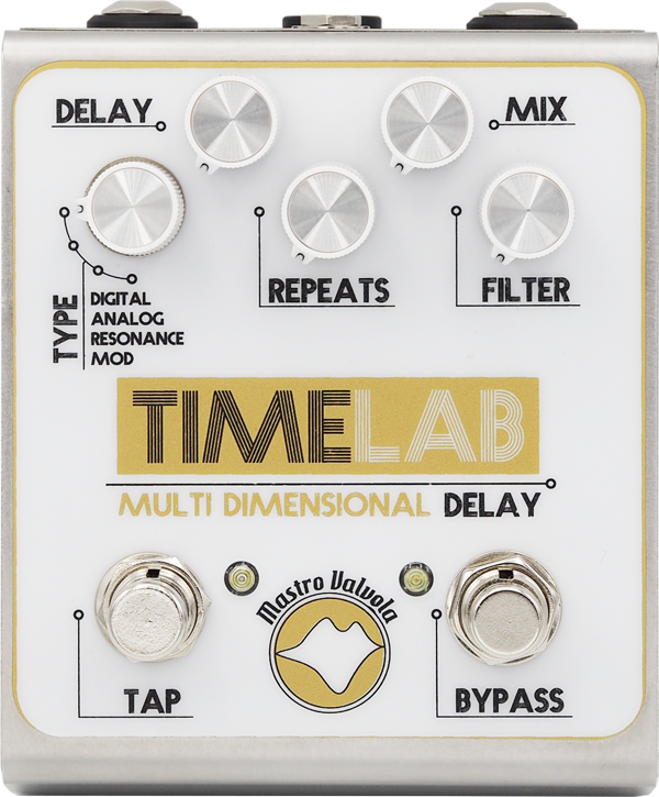 Mastro Valvola Time Lab Multidelay