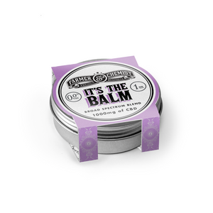 <big><b>IT'S THE BALM</b></big><br> 1oz. 1000mg Balm