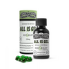 <big><b>ALL IS GEL</b></big><br> 10ct 25mg + Melatonin Soft Gels