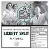 <big><b>LICKETY SPLIT</b></big><br> Natural<br> 250mg Advanced Emulsion Tincture