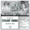 <big><b>STEADY GOING</b></big><br> Minty Me<br> 1478mg PCR Tincture