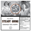 <big><b>STEADY GOING</b></big><br> Orange You Happy<br> 1478mg PCR Tincture