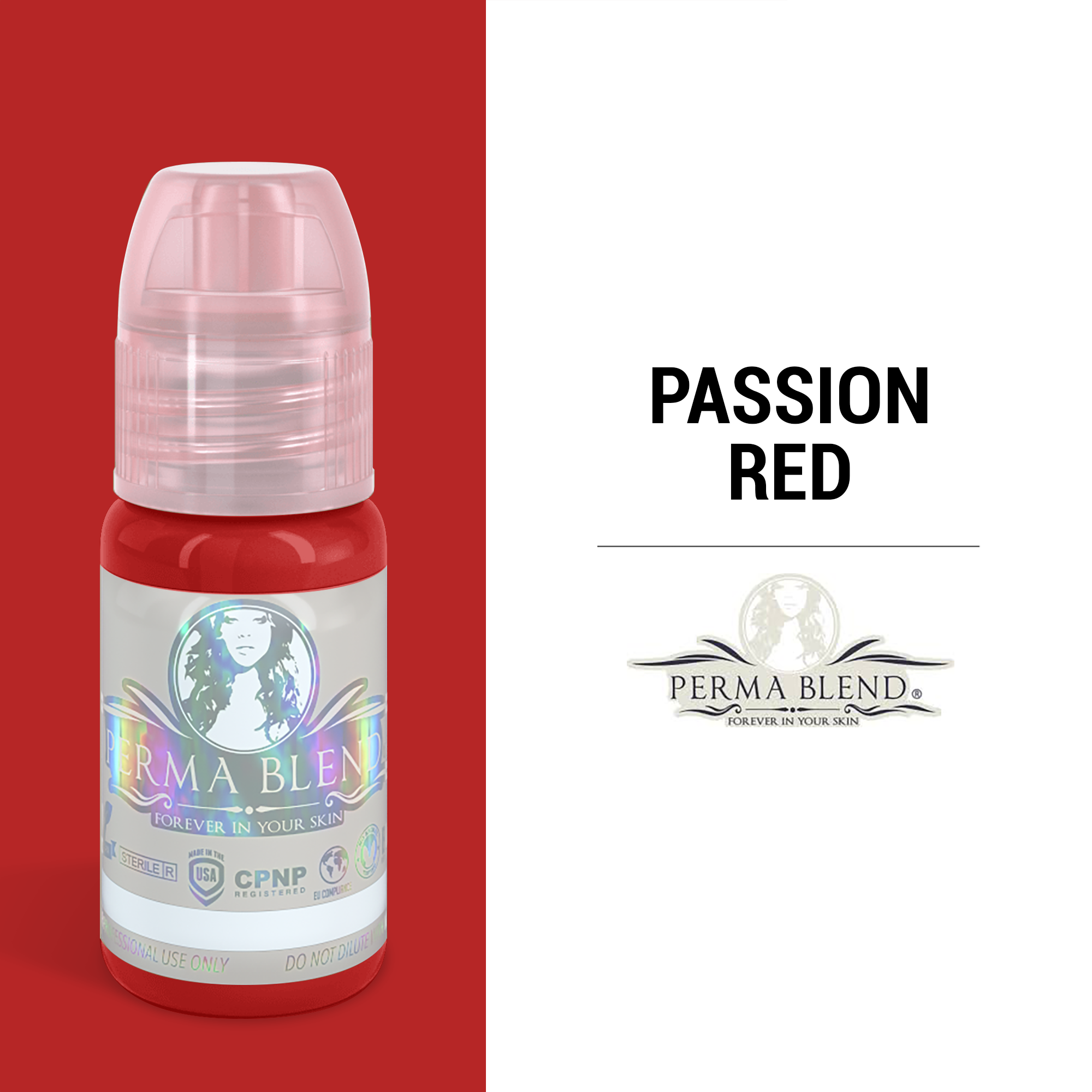 Perma Blend Passion Red