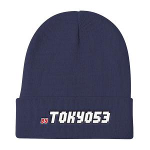 'By Tokyo53' Knit Beanie - Catswag