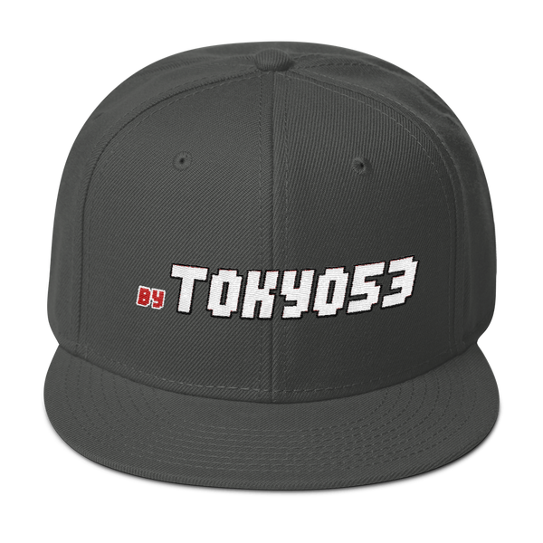 'By Tokyo53' Snapback Hat - Catswag