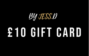 Gift Card - By Jess D