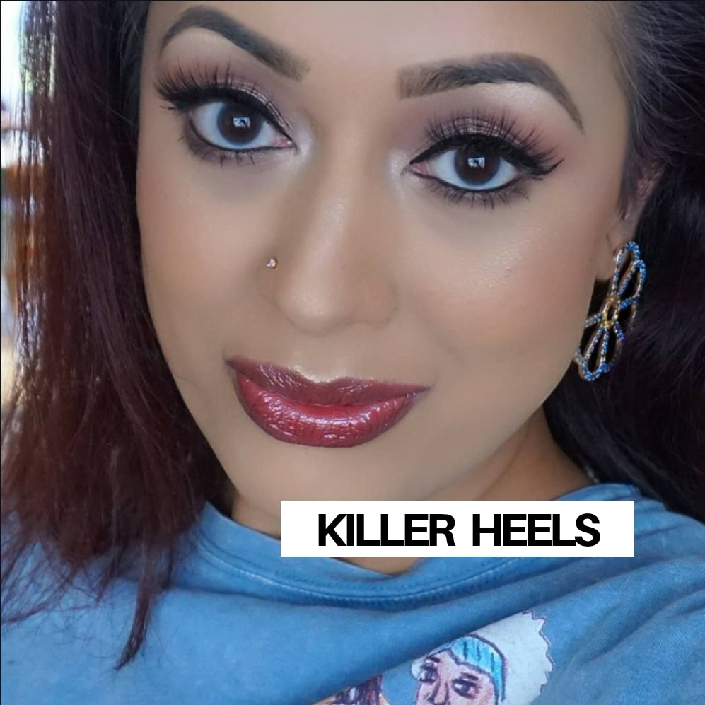 BY JESS D | VESPA, KILLER HEELS & VENOM LIPGLOSS SET - By Jess D