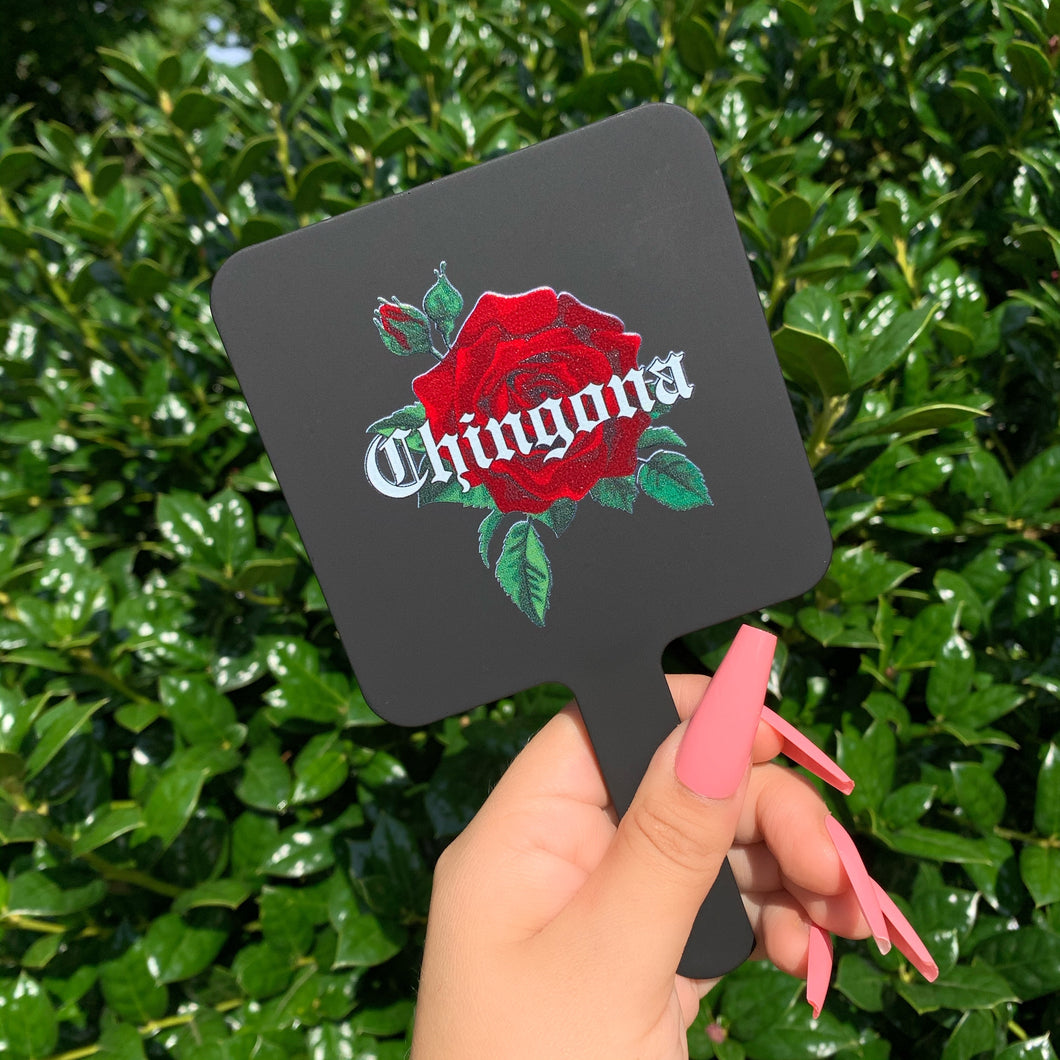 Chingona Mini Mirror