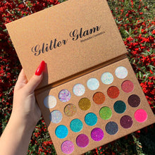 Load image into Gallery viewer, Glitter Glam Palette