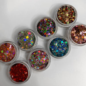 Chunky Glitter Bundle Vol. 5