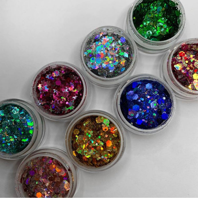 Chunky Glitter Bundle Vol. 1