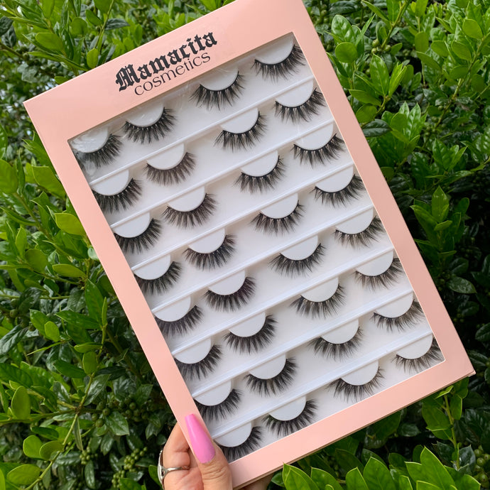 16 Pair Lash Pack