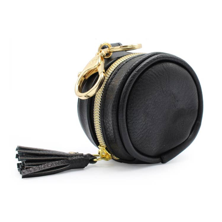 Diaper Bag Charm Pod // Black