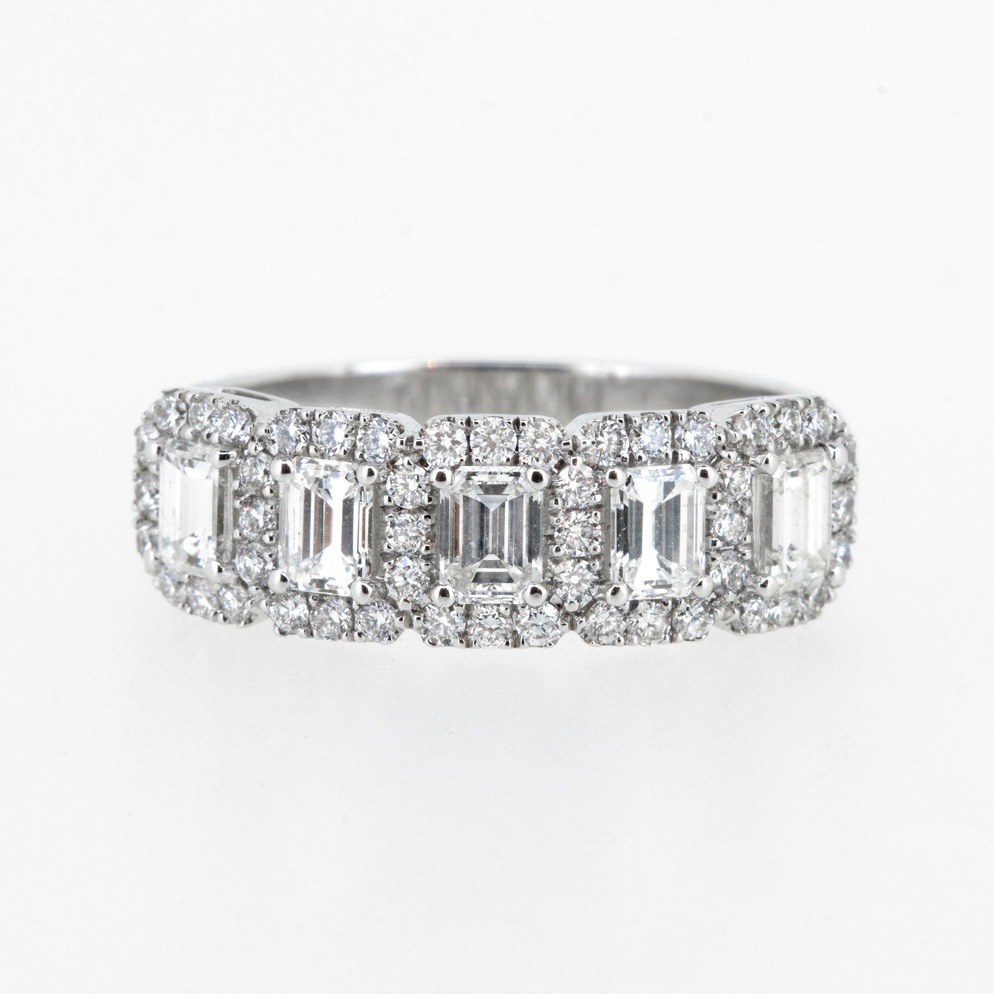 Eternity and wedding rings for the discerning