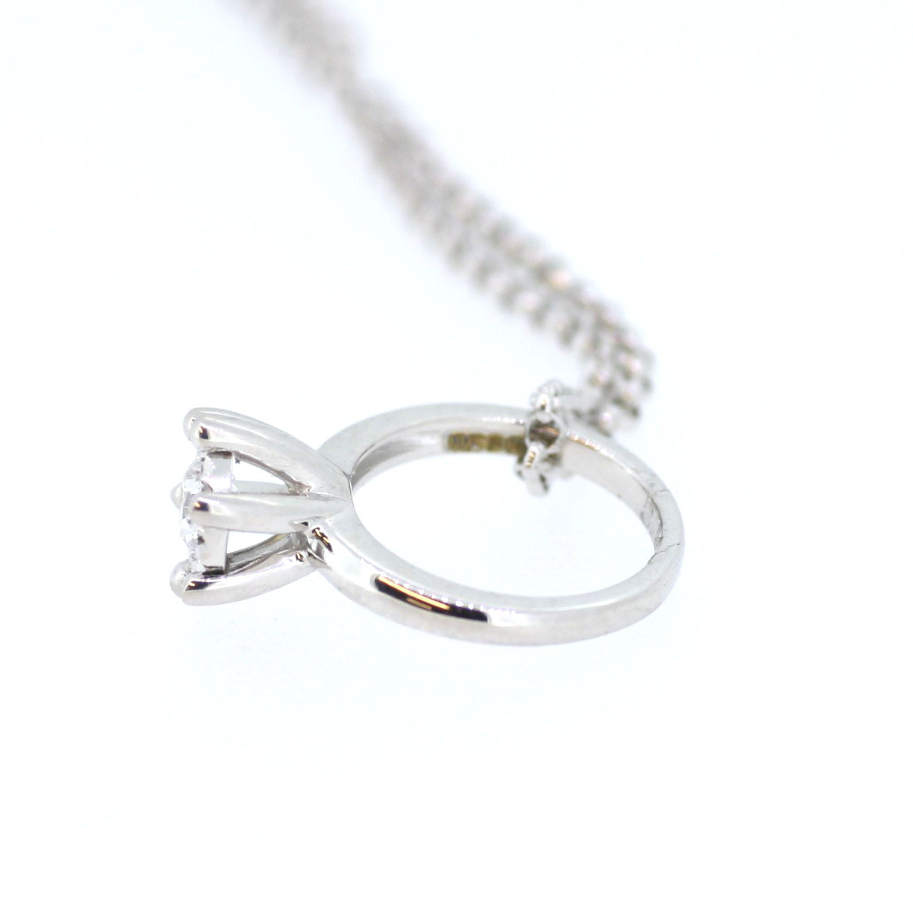 Mini-Ring on Chain