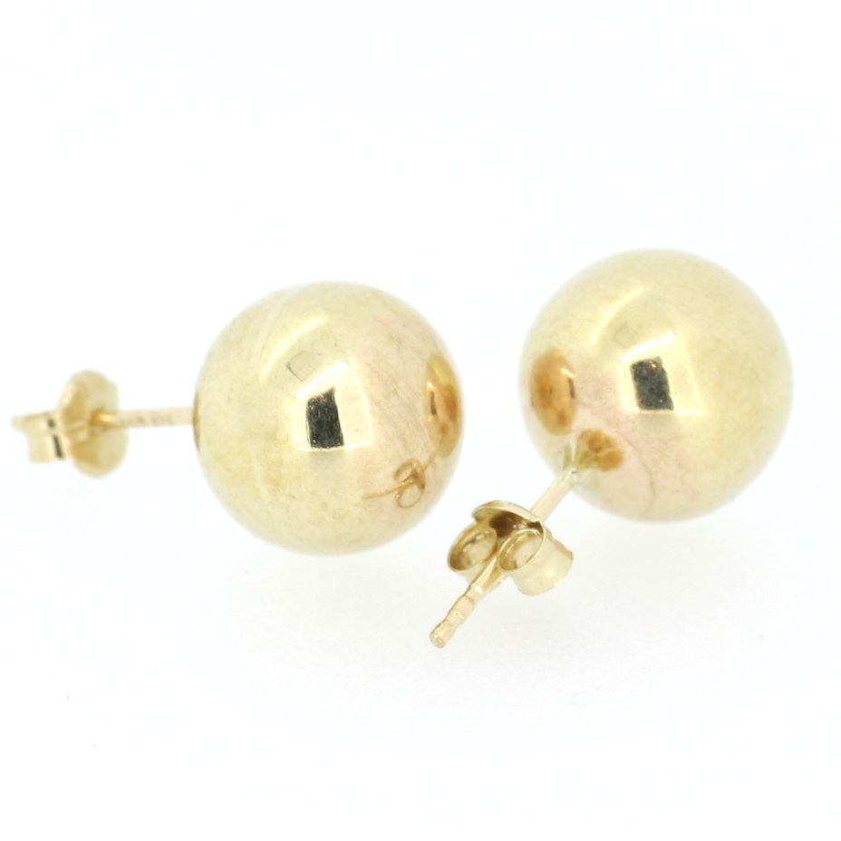 Ball Studs Yellow 9