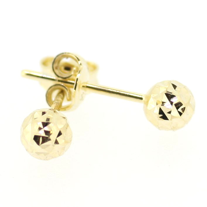 Geomoetric Ball Studs