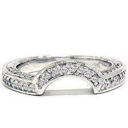 Shaped Diamond Band