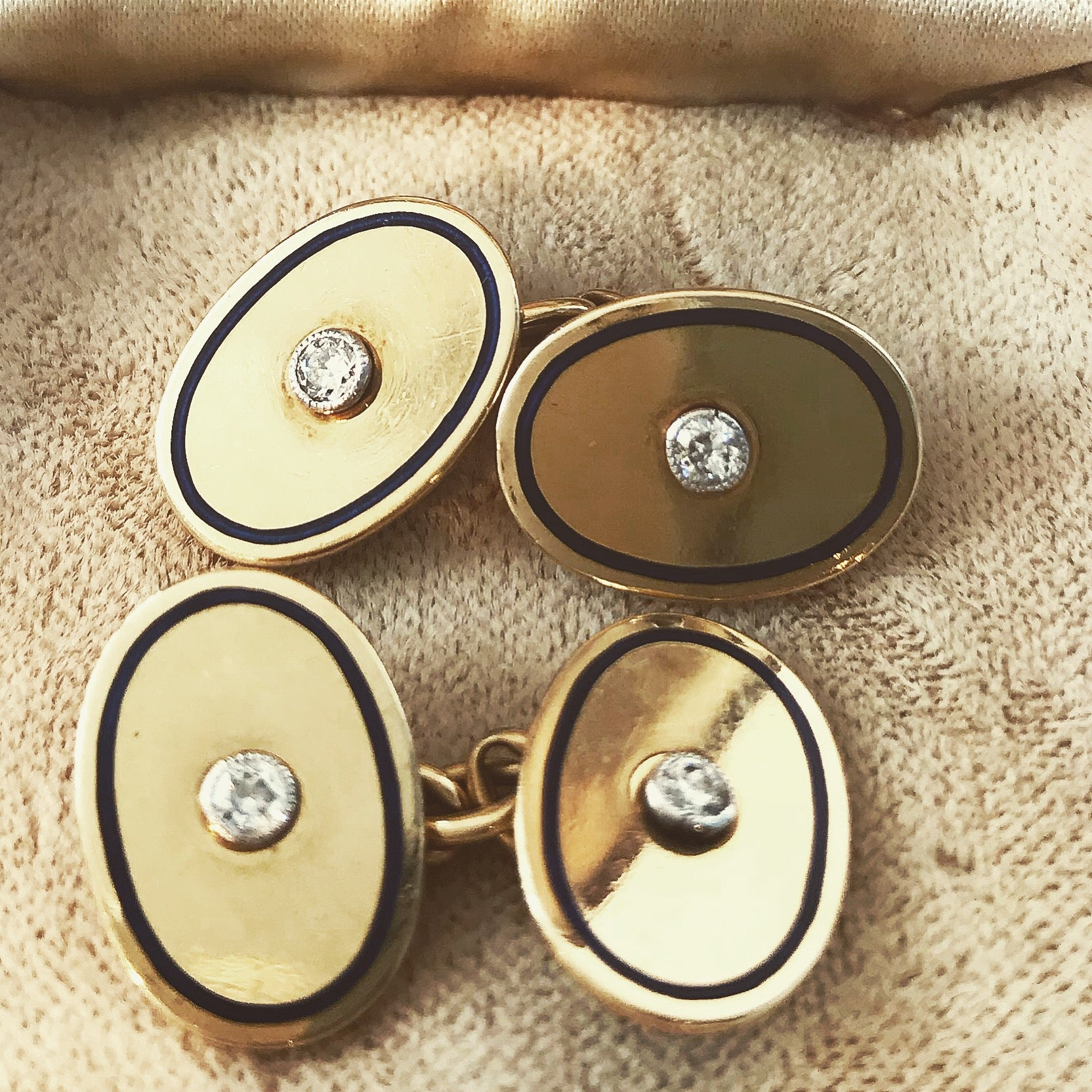 Edwardian Cuff Links