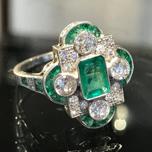 The Ornate Emerald