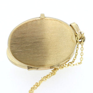 Yellow Gold Locket