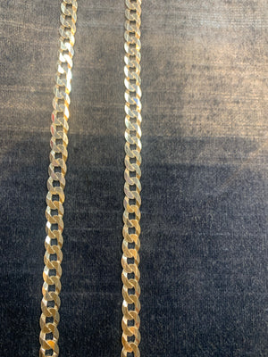 Gents Silver Chain 24