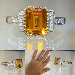 Citrine Dream