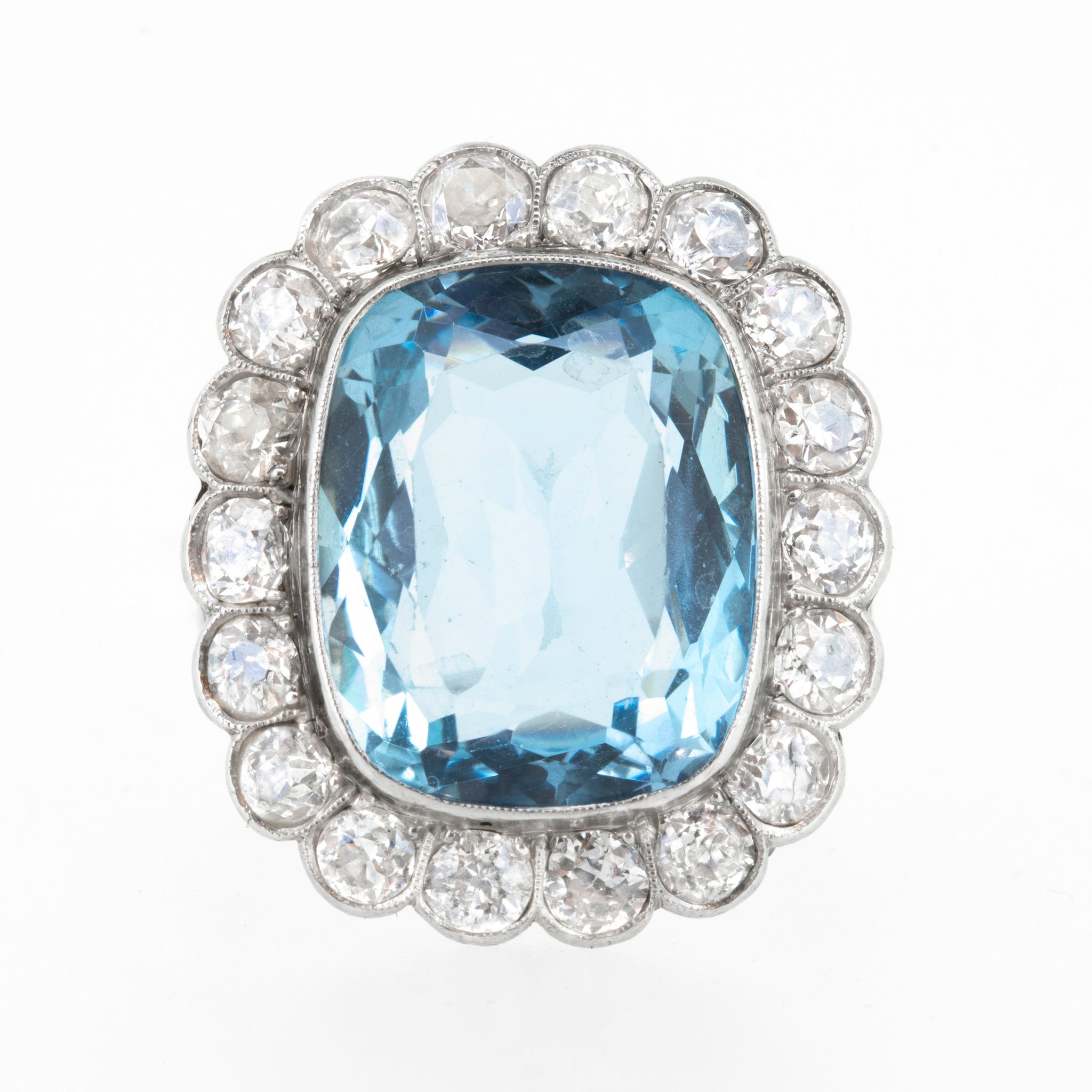 The Antique Aquamarine