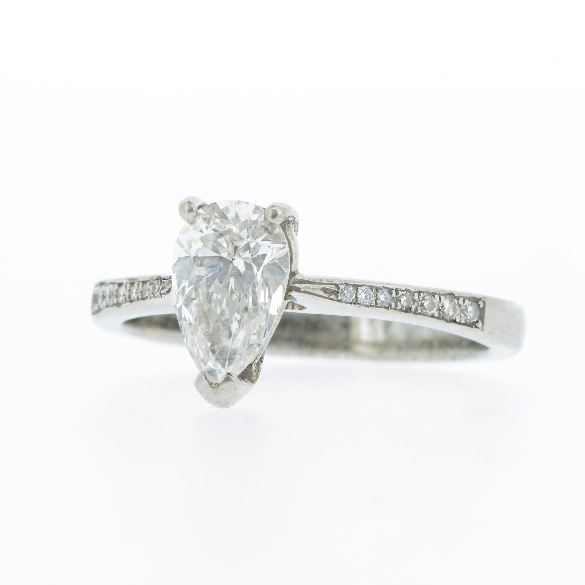 Pear-shape Solitaire