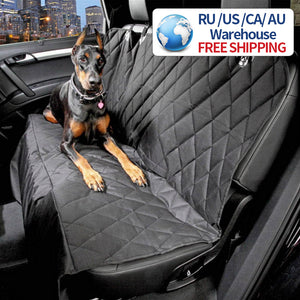 Hoopet 600D Oxford Pet Car Seat Covers
