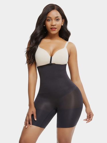 Godress Seamless High-Waisted Shaper Shorts - godress