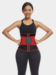 Godress Upgrade Neoprene Sweat Embossed Waist Trainer - godress