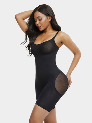 Godress Medium Leg Preshaped Control Bodysuit