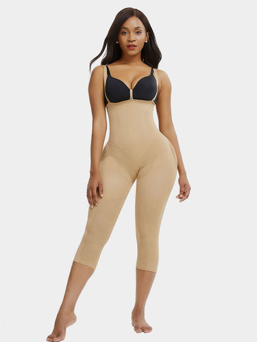 Godress Removable Straps Full Body Shaper - godress