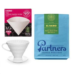 The Pour Over Starter Pack
