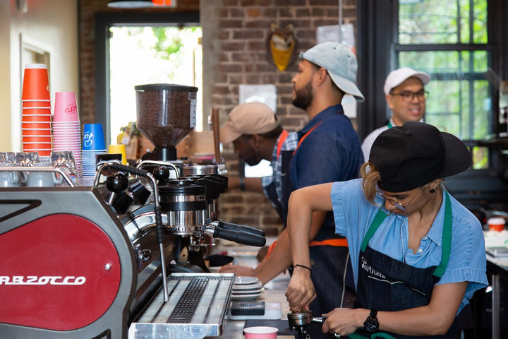 Advanced Espresso: West Village