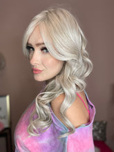 Load image into Gallery viewer, Shannon Silver Blonde Luxury