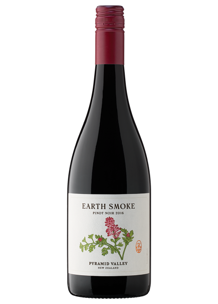 2016 Earth Smoke Pinot Noir