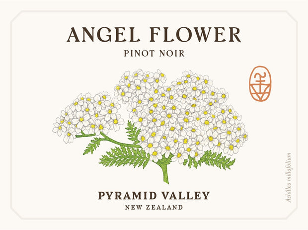 2018 Angel Flower Pinot Noir