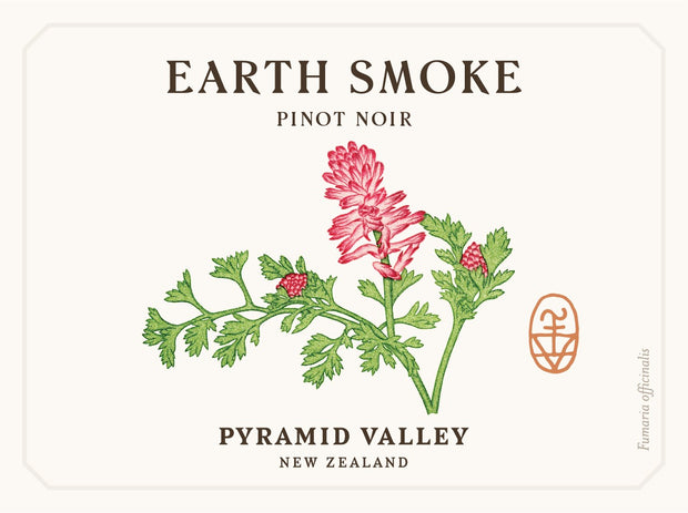 2018 Earth Smoke Pinot Noir