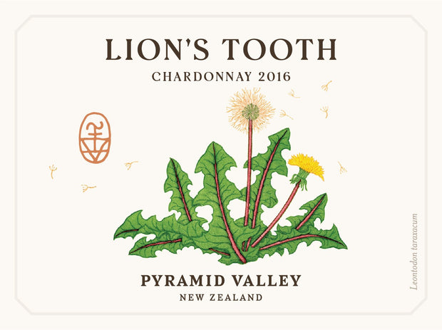 2016 Lion's Tooth Chardonnay