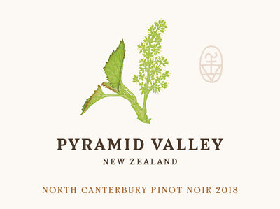 2018 North Canterbury Pinot Noir