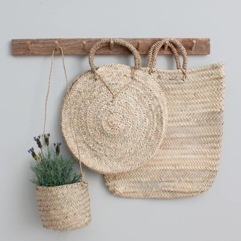Tuscany Shopper Baskets