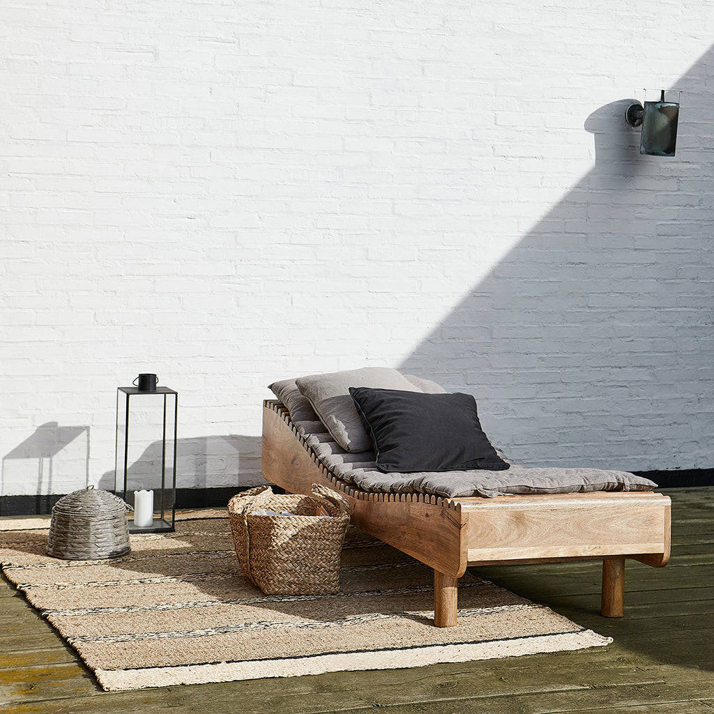 Mango Wood Lounger | Design Vintage