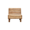 Mango Wood Outdoor Chair